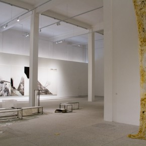 """10 Liang Shaoji Landscape of Cocoon 290x290 - KCCA announces its opening with the exhibition """"Three and One Thirds: Shang Yang × Liang Shaoji × Xu Bing"""""""