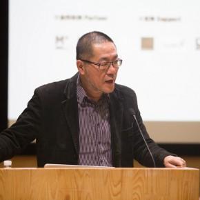 10 Wang Huangsheng Director of CAFA Art Museum spoke 290x290 - CCAA announced that Yu Miao was awarded the 2015 Critic Award