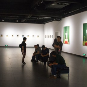 """11 Exhibition View of Art Changsha 290x290 - The First Leap of Global Vision: The Fifth """"Art Changsha"""" was inaugurated"""