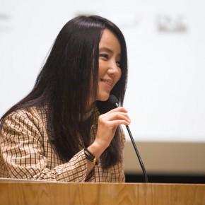 11 Liu Li Anna Director of CCAA introduced the development of CCAA in the past 18 years 290x290 - CCAA announced that Yu Miao was awarded the 2015 Critic Award
