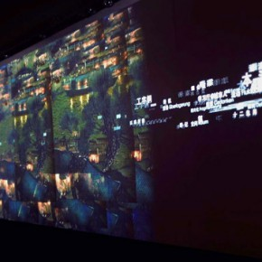 "12 Huang Jiancheng Reconstruction Plan of Along the River during Ching Ming Festival No.5 290x290 - ""Simulation: Moving Pictures – Solo Exhibition of Huang Jiancheng"" opened at the BMW Center in Germany"