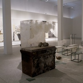 """12 Liang Shaoji History of CcoonBrief History 290x290 - KCCA announces its opening with the exhibition """"Three and One Thirds: Shang Yang × Liang Shaoji × Xu Bing"""""""
