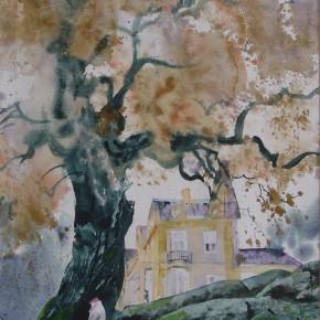135 Ding Yilin, Autumn, 2000