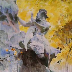 137 Ding Yilin, Roman Encounter, 2002