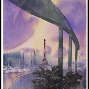 138 Ding Yilin, Columbus's Hometown, 2000