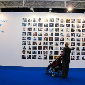 14 Exhibition view of 2015 Art Nova 100 290x290 - 2015 Art Nova 100 Opening Exhibition and its 5th Anniversary Celebration kicked off at National Agriculture Exhibition Center