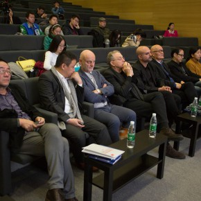 14 The press conference of 2015 CCAA Chinese Contemporary Art Critic Award as well as the academic seminar 290x290 - CCAA announced that Yu Miao was awarded the 2015 Critic Award