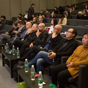 15 The press conference of 2015 CCAA Chinese Contemporary Art Critic Award as well as the academic seminar 290x290 - CCAA announced that Yu Miao was awarded the 2015 Critic Award
