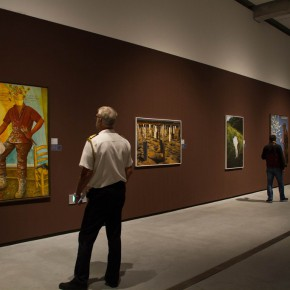 """17 Exhibition view of """"The Eye and the Mind"""" 290x290 - Intervention of the International Contemporary by Local Folk Artists: """"The Eye and the Mind"""" at Beijing Minsheng Art Museum"""
