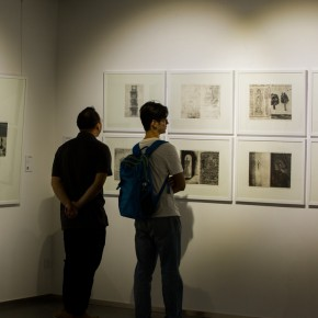 "17 View of the ""Pursuit of Excellence Artists from Academies – National Wide Tour Exhibition of Print 290x290 - Propagation of the Humanistic Spirit of Printmaking: ""The National Exhibition for Print"" opened at Dayuntang Art Museum"