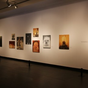 """18 Exhibition View of Landscapes with Ritualistic Practices Su Xinping Solo Exhibition 290x290 - Dialogue with Time and Space: Su Xinping's """"Landscapes with Ritualistic Practices"""" Unveiled at Guangdong Museum of Art"""
