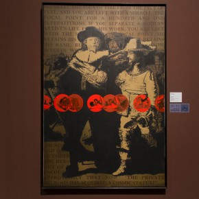 """18 Exhibition view of """"The Eye and the Mind"""" 290x290 - Intervention of the International Contemporary by Local Folk Artists: """"The Eye and the Mind"""" at Beijing Minsheng Art Museum"""