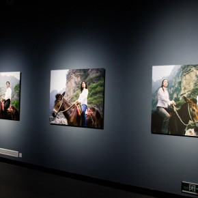 """19 Zhu Jias Work 290x290 - The First Leap of Global Vision: The Fifth """"Art Changsha"""" was inaugurated"""