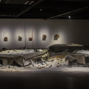 """20 Wang Guangyi The Origins of Immortals 290x290 - The First Leap of Global Vision: The Fifth """"Art Changsha"""" was inaugurated"""