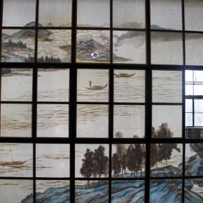 "20 Xu Bing The Story Behind Beijing the Third Plastic Factory's Landscape of Mountains in Autumn 290x290 - KCCA announces its opening with the exhibition ""Three and One Thirds: Shang Yang × Liang Shaoji × Xu Bing"""