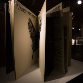 """21 Exhibition View of""""Diamond Leaves the Second Exhibition of Artists Books from around the World"""" 290x290 - Transformation of Printed Books: """"Diamond Leaves–the Second Exhibition of Artists' Books from around the World"""" unveiled"""