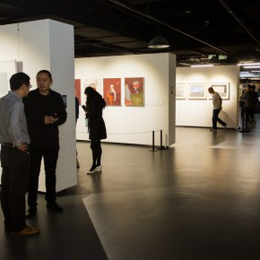"21 View of the ""Pursuit of Excellence Artists from Academies – National Wide Tour Exhibition of Print 290x290 - Propagation of the Humanistic Spirit of Printmaking: ""The National Exhibition for Print"" opened at Dayuntang Art Museum"