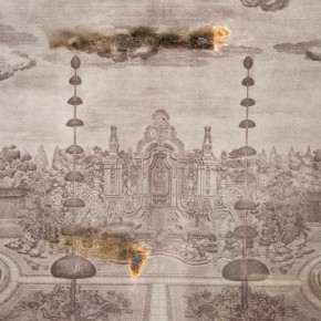 """22 Wang Guangyis Work 290x290 - The First Leap of Global Vision: The Fifth """"Art Changsha"""" was inaugurated"""