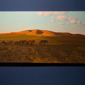 23 Exhibition View of Urtyn Duu from the Prairie The Communicating Exhibition of Sino Mongolian Contemporary Fine Arts 290x290 - Urtyn Duu from the Prairie: The Communicating Exhibition of Sino-Mongolian Contemporary Fine Arts was inaugurated