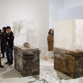 "24 Exhibition View of Three and One Thirds Shang Yang × Liang Shaoji × Xu Bing 290x290 - KCCA announces its opening with the exhibition ""Three and One Thirds: Shang Yang × Liang Shaoji × Xu Bing"""
