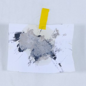 24 Su Xinping Paper Used to Wipe Brushes 05 290x290 - Landscapes with Ritualistic Practices: Su Xinping Solo Exhibition Opening October 18 at Guangdong Museum of Art