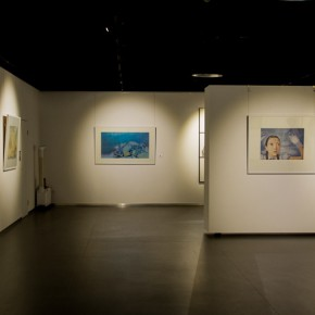 "24 View of the ""Pursuit of Excellence Artists from Academies – National Wide Tour Exhibition of Print 290x290 - Propagation of the Humanistic Spirit of Printmaking: ""The National Exhibition for Print"" opened at Dayuntang Art Museum"