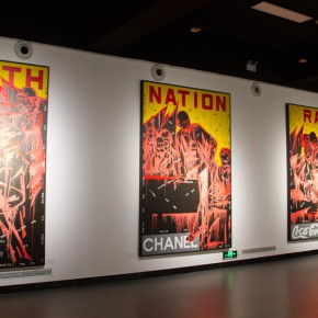 """24 Wang Guangyis Work 290x290 - The First Leap of Global Vision: The Fifth """"Art Changsha"""" was inaugurated"""