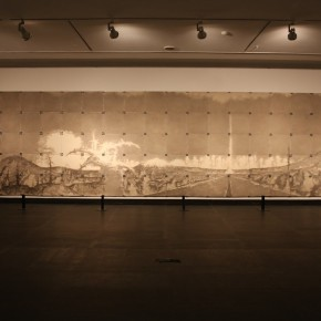 """25 Exhibition View of Landscapes with Ritualistic Practices Su Xinping Solo Exhibition 290x290 - Dialogue with Time and Space: Su Xinping's """"Landscapes with Ritualistic Practices"""" Unveiled at Guangdong Museum of Art"""