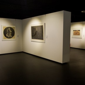 "25 View of the ""Pursuit of Excellence Artists from Academies – National Wide Tour Exhibition of Print 290x290 - Propagation of the Humanistic Spirit of Printmaking: ""The National Exhibition for Print"" opened at Dayuntang Art Museum"