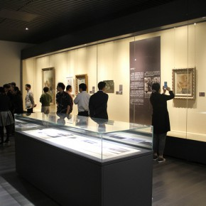 "26 Exhibition view of ""The Temperature of History""  290x290 - The Centurial Academy and Centennial Oil Paintings: ""The Temperature of History"" was debuted in Nanjing"