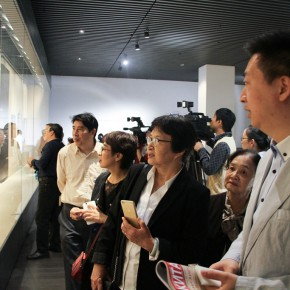 "28 Exhibition view of ""The Temperature of History""  290x290 - The Centurial Academy and Centennial Oil Paintings: ""The Temperature of History"" was debuted in Nanjing"