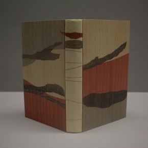 """29 Exhibition View of""""Diamond Leaves the Second Exhibition of Artists Books from around the World"""" 290x290 - Transformation of Printed Books: """"Diamond Leaves–the Second Exhibition of Artists' Books from around the World"""" unveiled"""