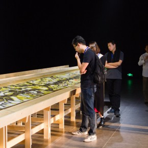 """29 Francesco Clementes Work 290x290 - The First Leap of Global Vision: The Fifth """"Art Changsha"""" was inaugurated"""