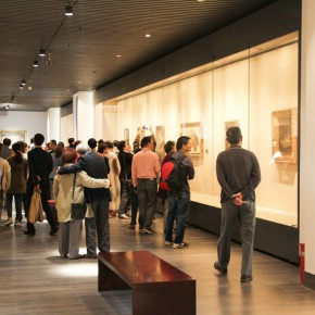 "31 Exhibition view of ""The Temperature of History""  290x290 - The Centurial Academy and Centennial Oil Paintings: ""The Temperature of History"" was debuted in Nanjing"