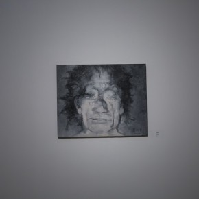 """32 Su Xinping Self portrait 290x290 - Dialogue with Time and Space: Su Xinping's """"Landscapes with Ritualistic Practices"""" Unveiled at Guangdong Museum of Art"""