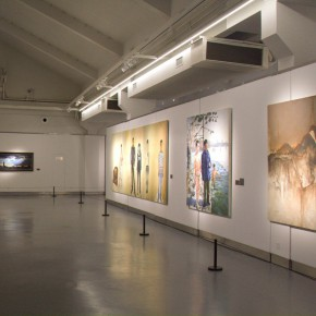 "33 Exhibition view of ""The Temperature of History""  290x290 - The Centurial Academy and Centennial Oil Paintings: ""The Temperature of History"" was debuted in Nanjing"