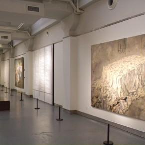 "36 Exhibition view of ""The Temperature of History""  290x290 - The Centurial Academy and Centennial Oil Paintings: ""The Temperature of History"" was debuted in Nanjing"