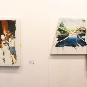 36 The exhibited work 290x290 - 2015 Art Nova 100 Opening Exhibition and its 5th Anniversary Celebration kicked off at National Agriculture Exhibition Center