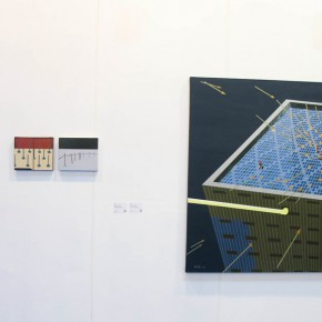 40 The exhibited work 290x290 - 2015 Art Nova 100 Opening Exhibition and its 5th Anniversary Celebration kicked off at National Agriculture Exhibition Center