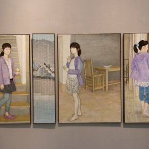 "44 Li Chen's work 290x290 - Reviewing the History While Looking into the Future: ""Life after Stepping out of Xiaowei"" Art Exhibition Unveiled at CAFA"