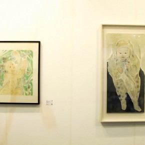 44 The exhibited work 290x290 - 2015 Art Nova 100 Opening Exhibition and its 5th Anniversary Celebration kicked off at National Agriculture Exhibition Center