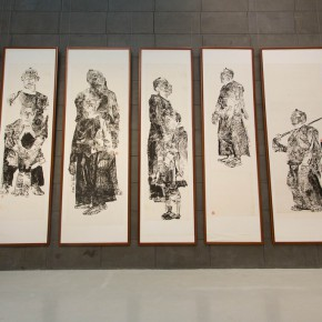 "45 Feng Jie's work 290x290 - Reviewing the History While Looking into the Future: ""Life after Stepping out of Xiaowei"" Art Exhibition Unveiled at CAFA"