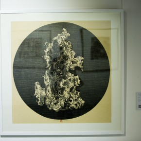 "45 The exhibited work1 290x290 - Propagation of the Humanistic Spirit of Printmaking: ""The National Exhibition for Print"" opened at Dayuntang Art Museum"