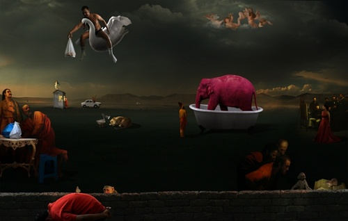 M Kamath, The Pink Elephant in Bathtub and Other Stories