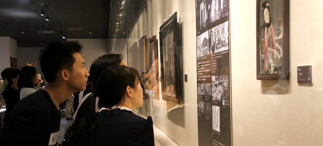 """The Centurial Academy and Centennial Oil Paintings: """"The Temperature of History"""" was debuted in Nanjing"""