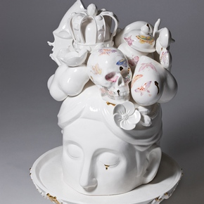 Korean ceramic artist Lee Yun Hee's first solo exhibition in Hong Kong opens October 29 at Art Projects Gallery