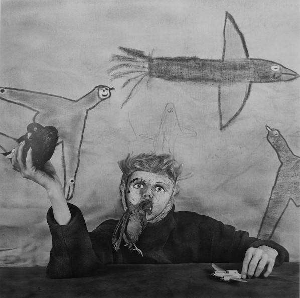 featured image of Asylum of the Birds Solo Show of Roger Ballen