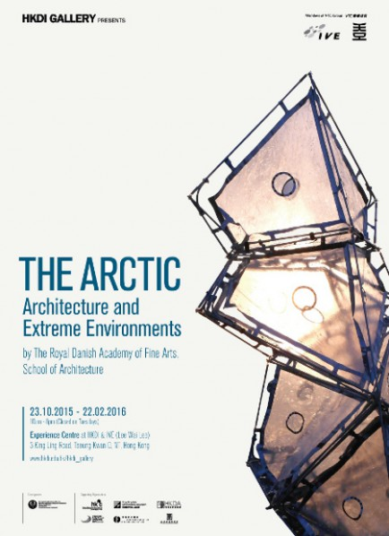 00 Poster of The Arctic – Architecture and Extreme Environments