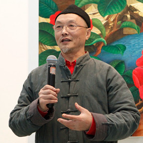 Starting Steadily from the Last Century: Lv Shengzhong Solo Exhibition Presented at Today Art Museum