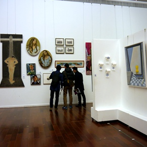 """Following the Symbiosis: """"Coexistence"""" Work Exhibition opened at Yan Huang Art Museum"""